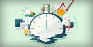 sahada zaman yönetimi